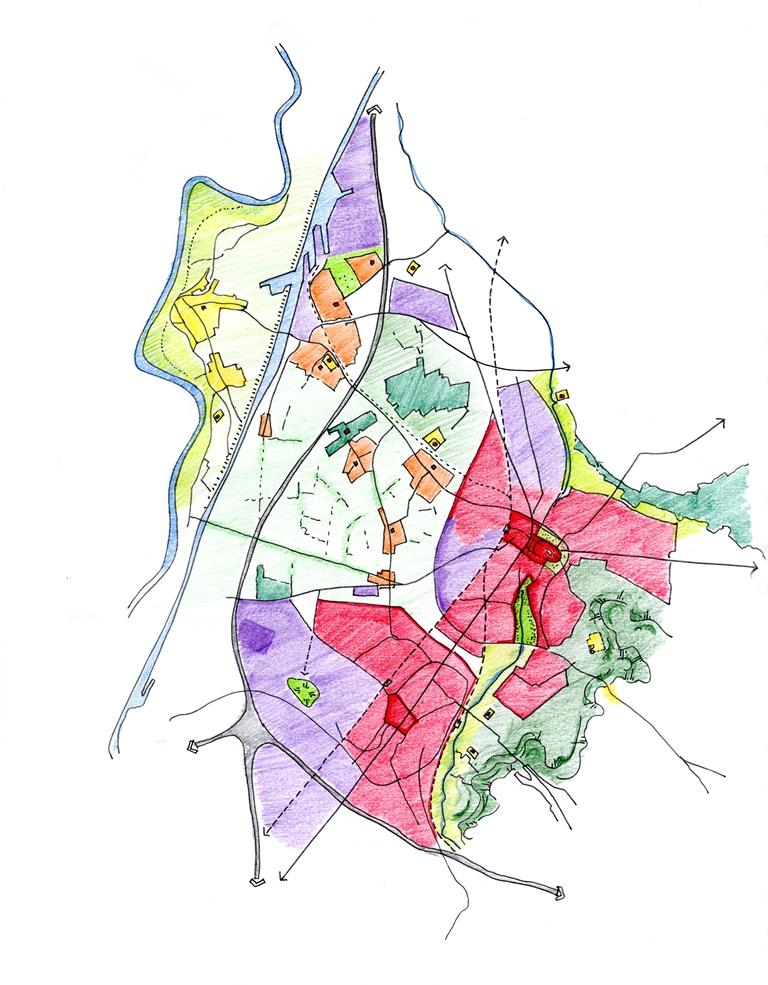 SittardGeleen Masterplan Urbis bureau voor stadsontwerp