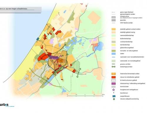 Leiden structuur visie
