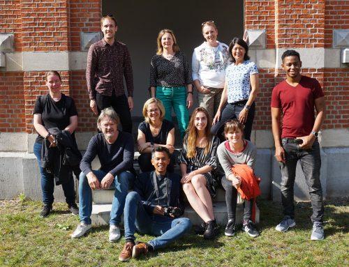 Urbis op excursie in Vlaanderen